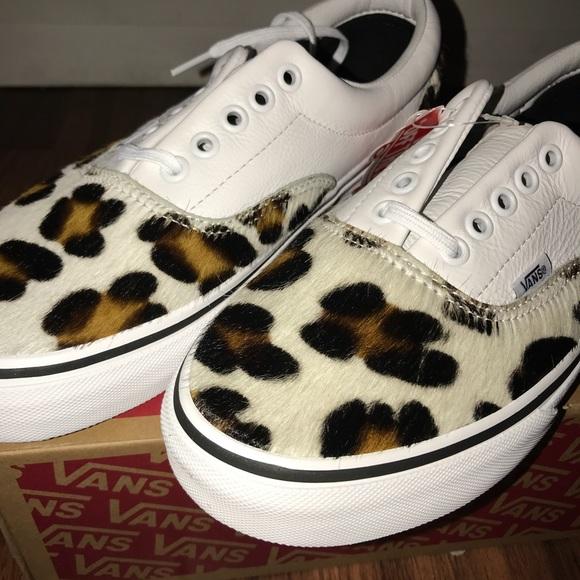 c24b3b6f5 Vans Shoes | Era Calf Hair | Poshmark